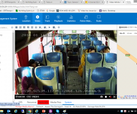 Mobile DVR 1080P  4G/GPS/WIFI 4ch